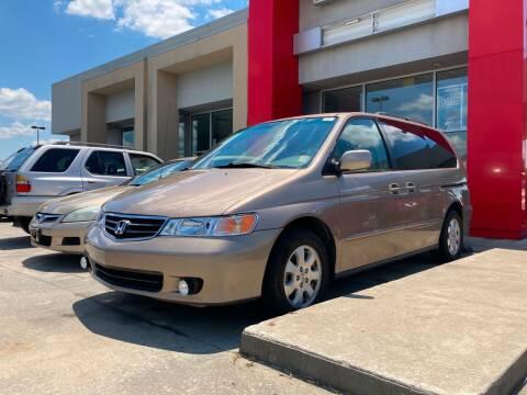 2003 Honda Odyssey for sale at Thumbs Up Motors in Warner Robins GA