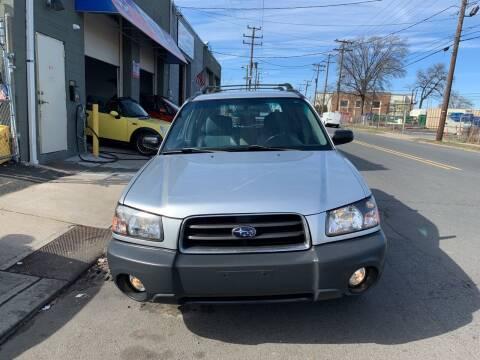 2005 Subaru Forester for sale at SUNSHINE AUTO SALES LLC in Paterson NJ