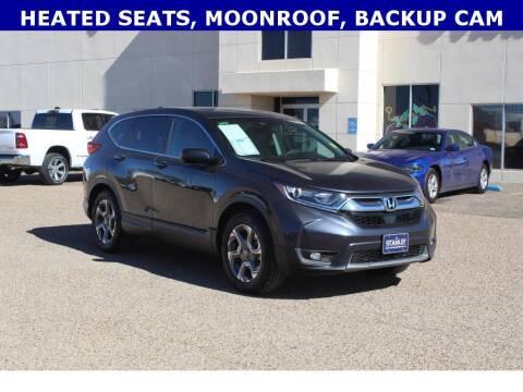 2018 Honda CR-V for sale at STANLEY FORD ANDREWS in Andrews TX
