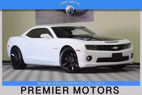 2013 Chevrolet Camaro for sale at Premier Motors in Hayward CA