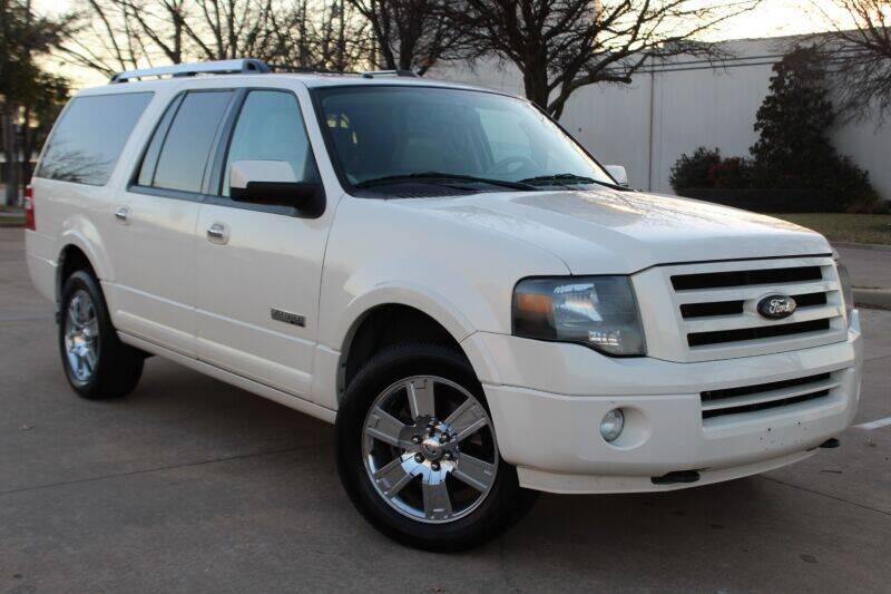 2008 Ford Expedition EL for sale at DFW Universal Auto in Dallas TX