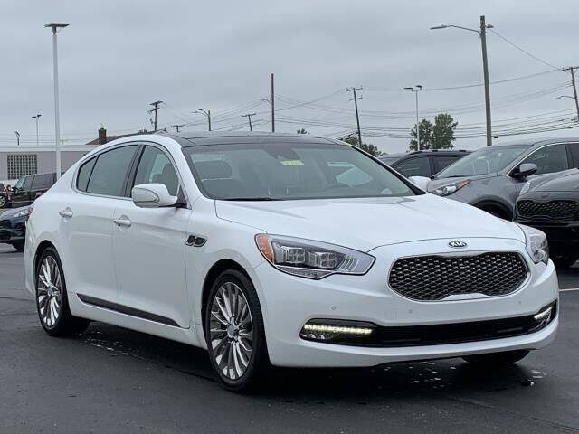 2017 Kia K900 for sale in Clinton Township, MI