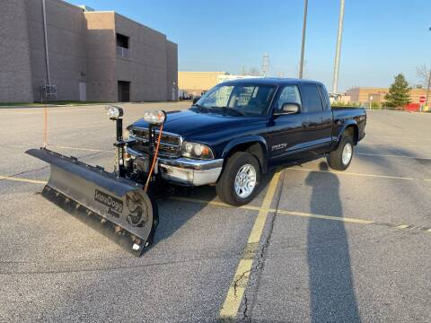 2004 Dodge Dakota for sale at JE Autoworks LLC in Willoughby OH