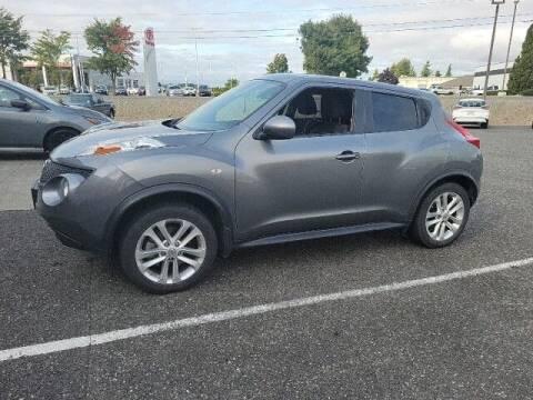 2013 Nissan JUKE for sale at Karmart in Burlington WA