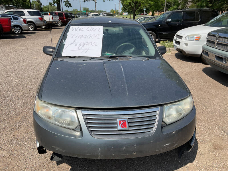 2005 Saturn Ion for sale at Continental Auto Sales in White Bear Lake MN