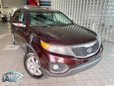 2012 Kia Sorento for sale at iAuto in Cincinnati OH
