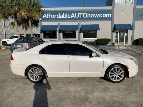 2010 Mercury Milan for sale at Affordable Autos in Houma LA