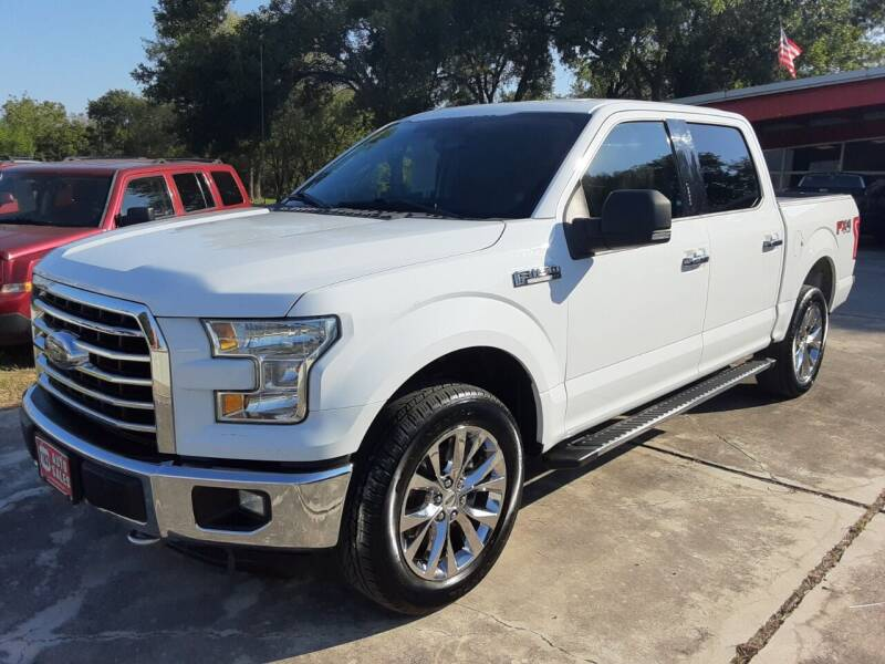 2015 Ford F-150 for sale at 183 Auto Sales in Lockhart TX