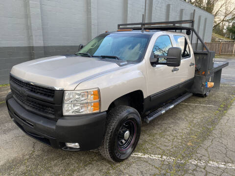 2009 Chevrolet Silverado 3500HD for sale at APX Auto Brokers in Lynnwood WA