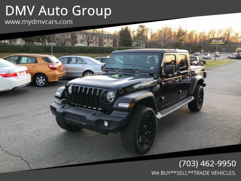 2020 Jeep Gladiator for sale at DMV Auto Group in Falls Church VA