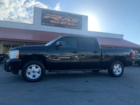 2007 Chevrolet Silverado 1500 for sale at Ridley Auto Sales, Inc. in White Pine TN