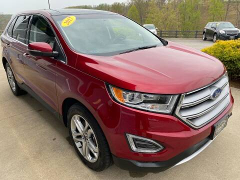 2017 Ford Edge for sale at Car City Automotive in Louisa KY