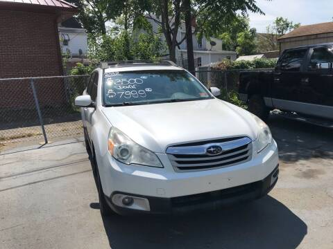 2012 Subaru Outback for sale at Chambers Auto Sales LLC in Trenton NJ