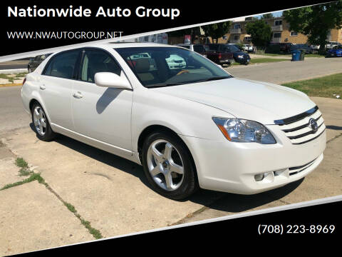 2006 Toyota Avalon for sale at Nationwide Auto Group in Melrose Park IL