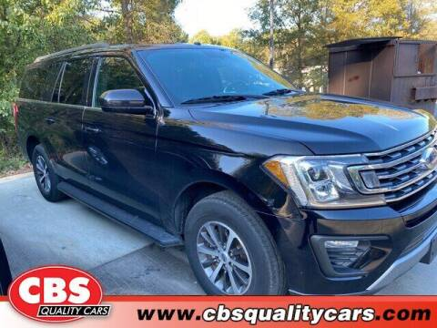 2019 Ford Expedition MAX for sale at CBS Quality Cars in Durham NC