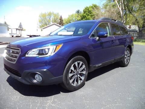 2016 Subaru Outback for sale at Niewiek Auto Sales in Grand Rapids MI