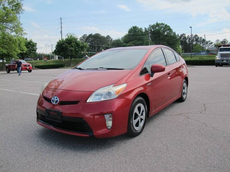 2012 Toyota Prius for sale at Best Import Auto Sales Inc. in Raleigh NC