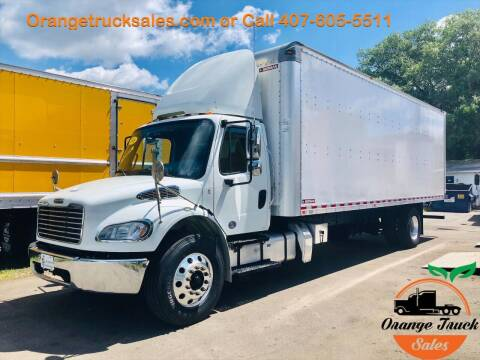 2016 Freightliner M2 106 for sale at Orange Truck Sales in Orlando FL