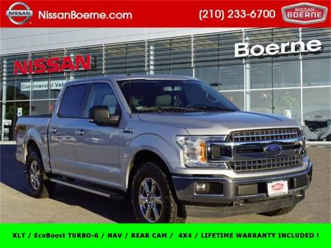 2018 Ford F-150 for sale at Nissan of Boerne in Boerne TX