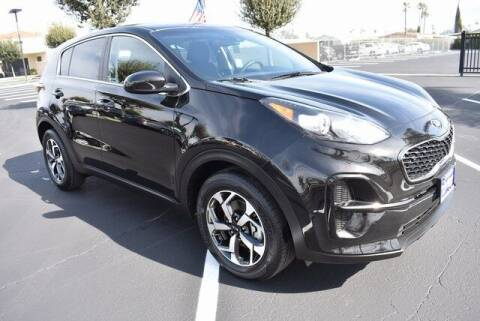 2020 Kia Sportage for sale at DIAMOND VALLEY HONDA in Hemet CA
