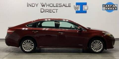 2013 Toyota Avalon Hybrid for sale at Indy Wholesale Direct in Carmel IN