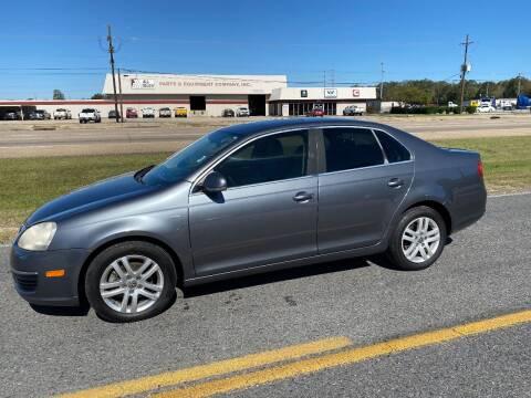 2007 Volkswagen Jetta for sale at Double K Auto Sales in Baton Rouge LA