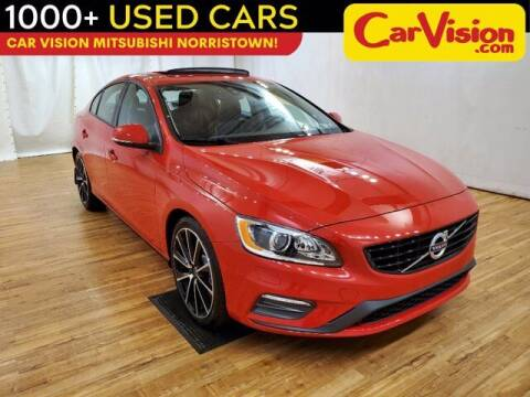 2017 Volvo S60 for sale at Car Vision Buying Center in Norristown PA