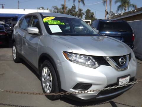 2015 Nissan Rogue for sale at PACIFICO AUTO SALES in Santa Ana CA