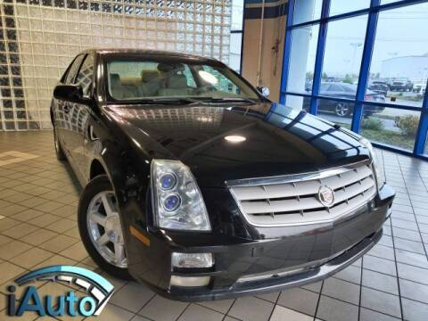2006 Cadillac STS for sale at iAuto in Cincinnati OH
