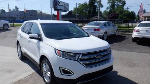 2015 Ford Edge for sale at Quattro Motors 2 - 1 in Redford MI