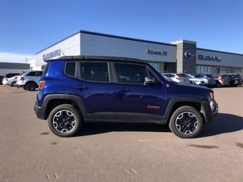 2016 Jeep Renegade for sale at Schulte Subaru in Sioux Falls SD