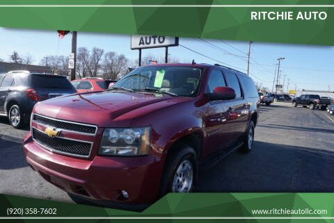 2007 Chevrolet Suburban for sale at Ritchie Auto in Appleton WI