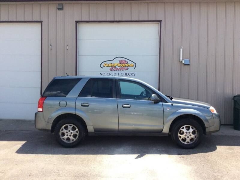 2006 Saturn Vue for sale at The AutoFinance Center in Rochester MN