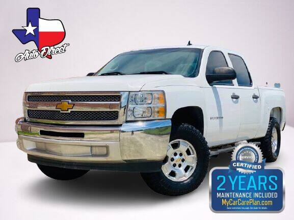 2013 Chevrolet Silverado 1500 for sale at AUTO DIRECT in Houston TX