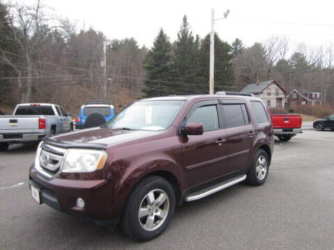 2010 Honda Pilot for sale at Auto Choice of Middleton in Middleton MA