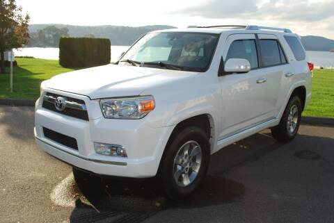 2011 Toyota 4Runner for sale at New Milford Motors in New Milford CT