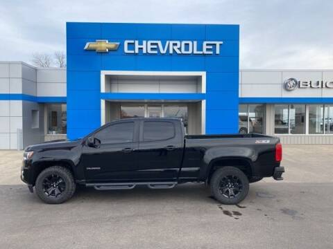 2017 Chevrolet Colorado for sale at Finley Motors in Finley ND