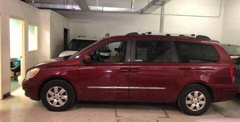 2007 Hyundai Entourage for sale at Cargo Vans of Chicago LLC in Mokena IL