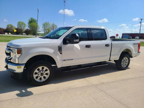 2020 Ford F-250 Super Duty for sale at BROTHERS AUTO SALES in Eagle Grove IA