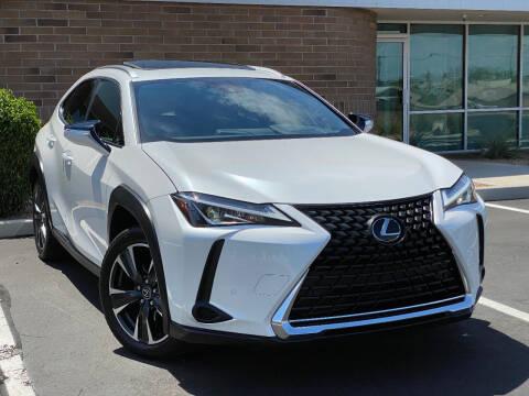 2019 Lexus UX 200 for sale at AKOI Motors in Tempe AZ