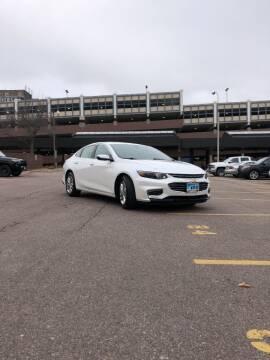2017 Chevrolet Malibu for sale at Born Again Auto's in Sioux Falls SD