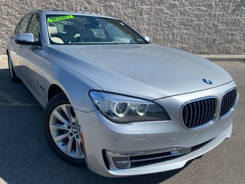 2014 BMW 7 Series for sale at Trocci's Auto Sales in West Pittsburg PA