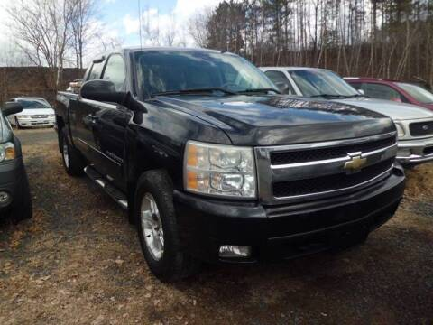 2007 Chevrolet Silverado 1500 for sale at Automotive Toy Store LLC in Mount Carmel PA