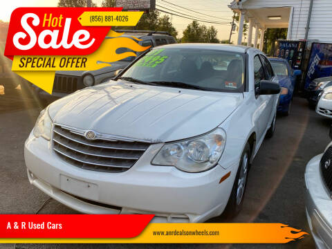 2007 Chrysler Sebring for sale at A & R Used Cars in Clayton NJ