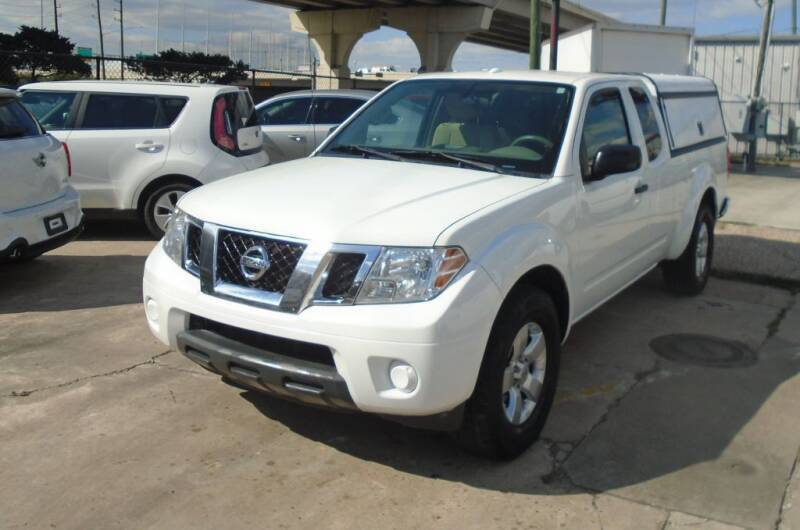 2013 Nissan Frontier for sale at Carfast in Houston TX
