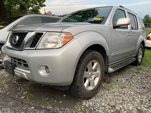 2010 Nissan Pathfinder for sale at Auto Warehouse in Poughkeepsie NY