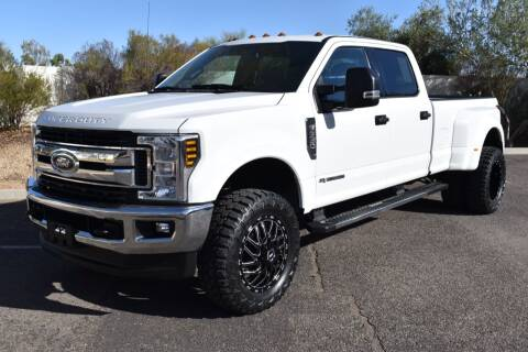 2018 Ford F-350 Super Duty for sale at AMERICAN LEASING & SALES in Tempe AZ
