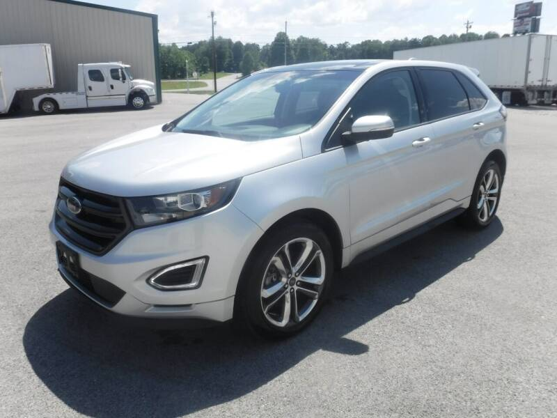 2017 Ford Edge for sale at London Auto Sales LLC in London KY