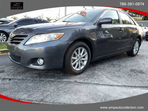 2011 Toyota Camry for sale at Amp Auto Collection in Fort Lauderdale FL