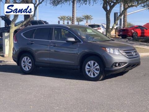 2013 Honda CR-V for sale at Sands Chevrolet in Surprise AZ